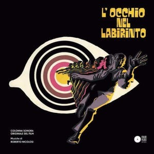 'L'occhio nel labirinto (Eye in the Labyrinth)' by Roberto Nicolosi