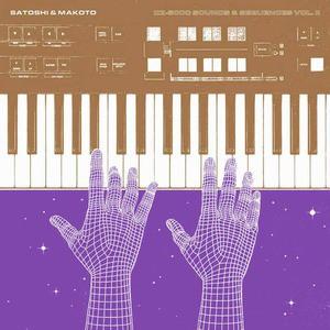 'CZ-5000 Sounds & Sequences Vol II' by Satoshi & Makoto