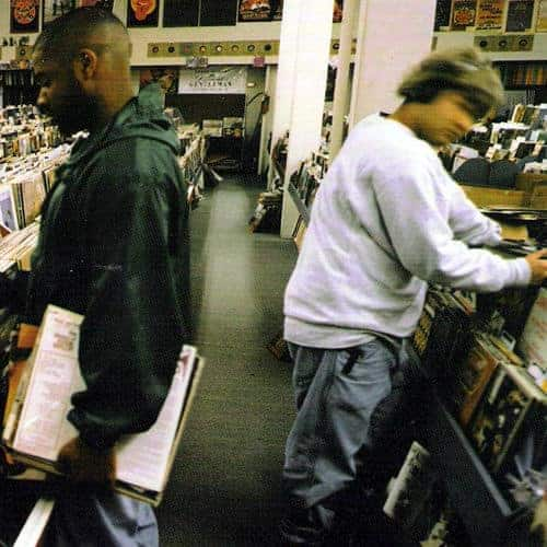 'Endtroducing.....' by DJ Shadow