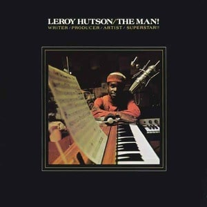 'The Man!' by Leroy Hutson