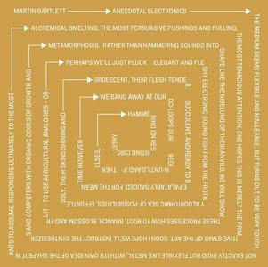 'Anecdotal Electronics: Live Experiments & Other Recordings' by Martin Bartlett
