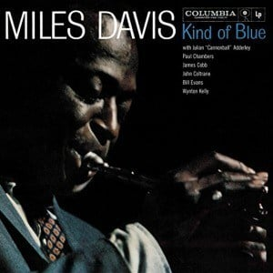 'Kind of Blue' by Miles Davis