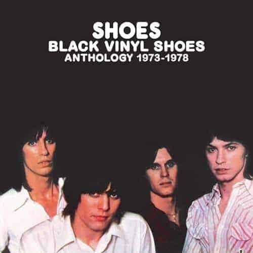 'Black Vinyl Shoes' by Shoes