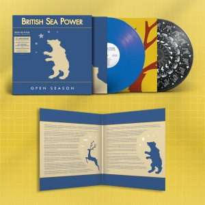 'Open Season' by British Sea Power