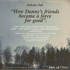 'How Danny's Friends Became A Force For Good' by Dakota Oak