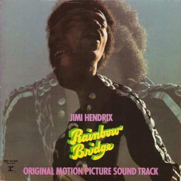 'Rainbow Bridge - Original Motion Picture Soundtrack' by Jimi Hendrix