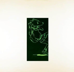 'Animals Disk' by Jorge Velez