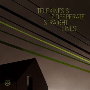 '12 Desperate Straight Lines' by Telekinesis