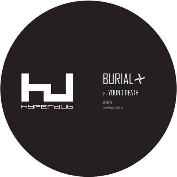 'Young Death / Nightmarket' by Burial