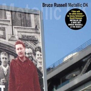'Metallic OK' by Bruce Russell