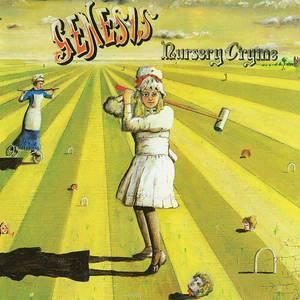 'Nursery Cryme' by Genesis