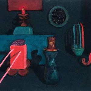 'Beta' by Qasim Naqvi