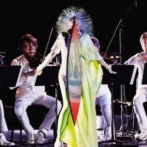 'Vulnicura Strings (The Acoustic Version: Strings, Voice and Viola Organista Only)' by Björk