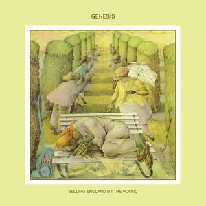 'Selling England By The Pound' by Genesis
