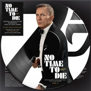'No Time To Die (Original Motion Picture Soundtrack)' by Hans Zimmer