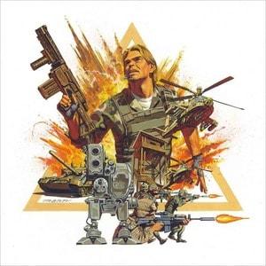 'Metal Gear - Original MSX2 Video Game Soundtrack' by Konami Kukeiha Club