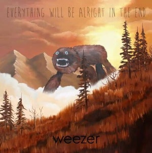 'Everything Will Be Alright In The End' by Weezer