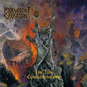 'The Ten Commandments' by Malevolent Creation
