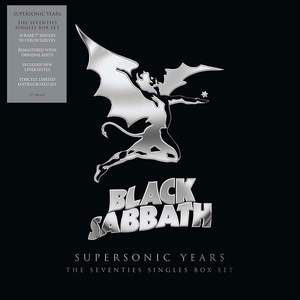 'Supersonic Years: The Seventies Singles Box Set' by Black Sabbath