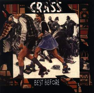 'Best Before 1984' by Crass