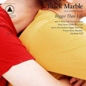 'Bigger Than Life' by Black Marble