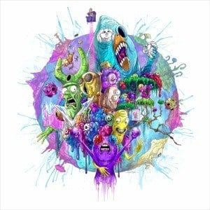 'Trover Saves The Universe (Original Video Game Soundtrack)' by Asy Saavedra
