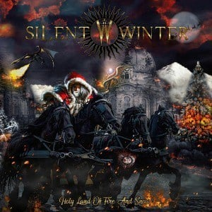 'Holy Land of Fire and Snow' by Silent Winter