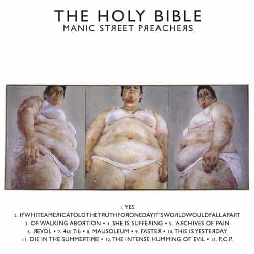 'The Holy Bible' by Manic Street Preachers