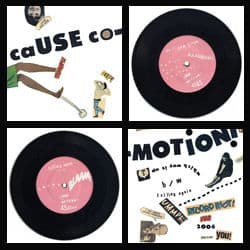 This Just Won't Last by Cause Co-Motion