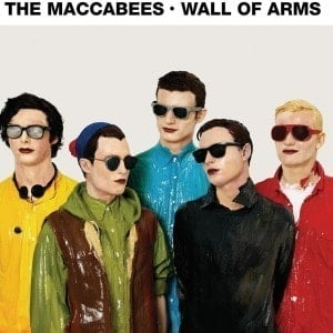 'Wall Of Arms' by The Maccabees