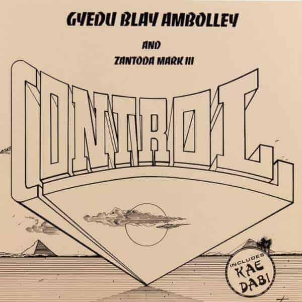 'Control' by Gyedu-Blay Ambolley and Zantoda Mark III