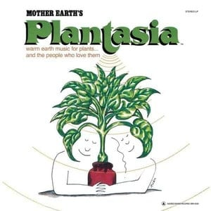'Mother Earth's Plantasia' by Mort Garson