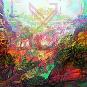 'Neuropunk Boostergang' by Expander