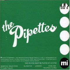 Your Kisses Are wasted On Me/ Your Guitars Are wasted On me by The Pipettes
