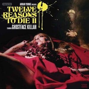 'Adrian Younge presents 12 Reasons To Die II' by Ghostface Killah