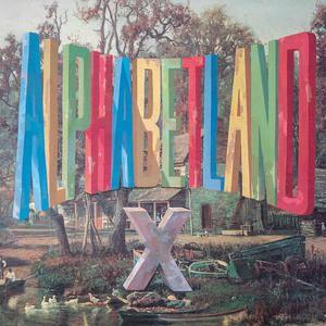 'ALPHABETLAND' by X