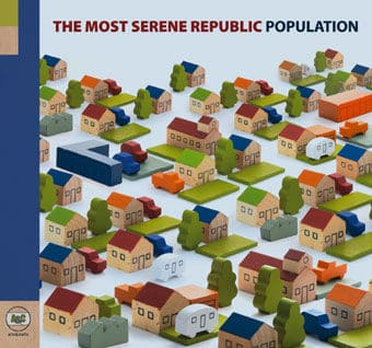 'Population' by The Most Serene Republic