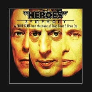 'Heroes Symphony' by Philip Glass