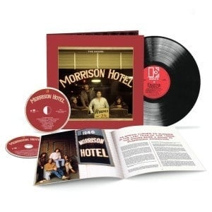'Morrison Hotel (50th Anniversary Deluxe Edition)' by The Doors
