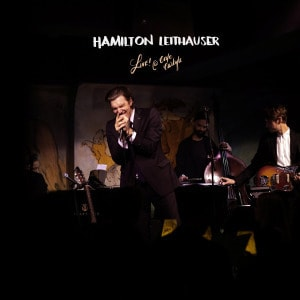 'Live at Café Carlyle' by Hamilton Leithauser