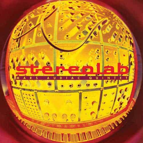 'Mars Audiac Quintet (Expanded Edition)' by Stereolab