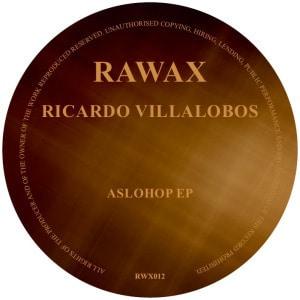 'AsloHop EP' by Ricardo Villalobos