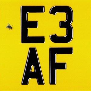 'E3 AF' by Dizzee Rascal