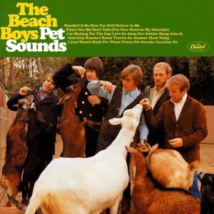 'Pet Sounds' by The Beach Boys