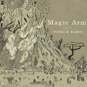 'Widths and Heights' by Magic Arm