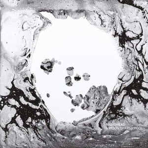 'A Moon Shaped Pool' by Radiohead