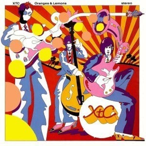 'Oranges & Lemons' by XTC