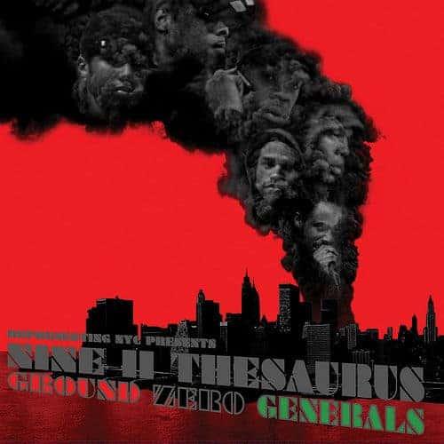 'Nine 11 Thesaurus: Ground Zero Generals' by Nine 11 Thesaurus: Ground Zero Generals