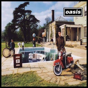 'Be Here Now' by Oasis