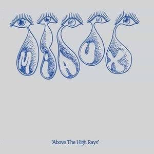 'Above The High Rays' by Miaux